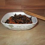 Салат из древесных грибов по-восточному