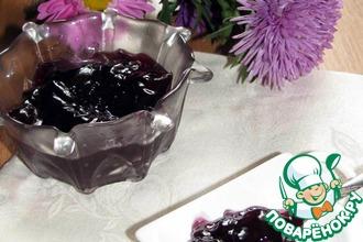 Рецепт: Виноградный джем