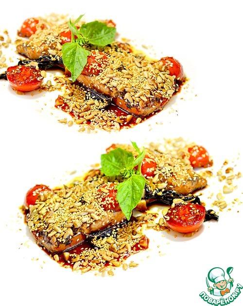 """Рыба """"Вип"""" – кулинарный рецепт"""