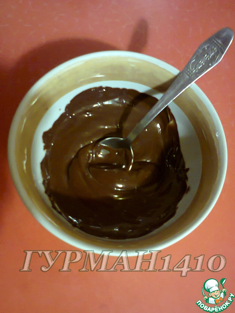 Шоколадные безе
