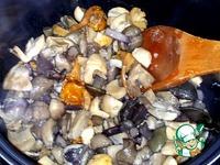 Жаркое с грибами ингредиенты