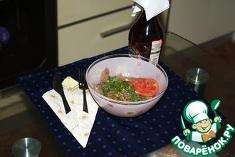 Рецепт: А-ля солянка по-грузински