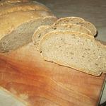 Хлеб ржано-пшеничный с овсяными хлопьями