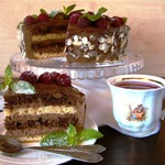 Торт Веселая зебра