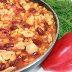 Мексиканская сковорода