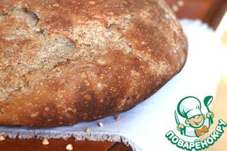 Рецепт: Хлеб из Триоры