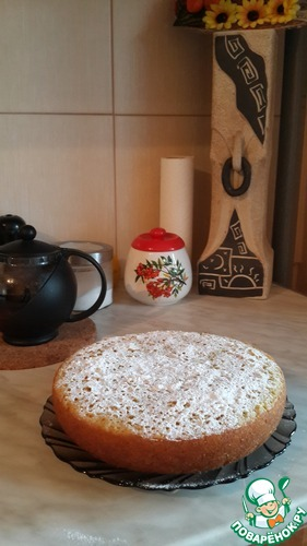 Греческий пирог Равани