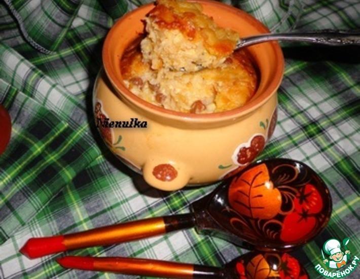 Рецепт: Каша Завтрак в старинном стиле
