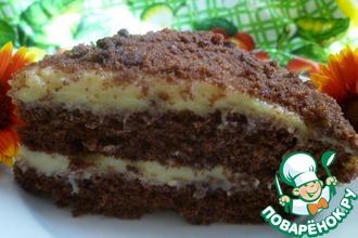 Рецепт: Торт Домашний