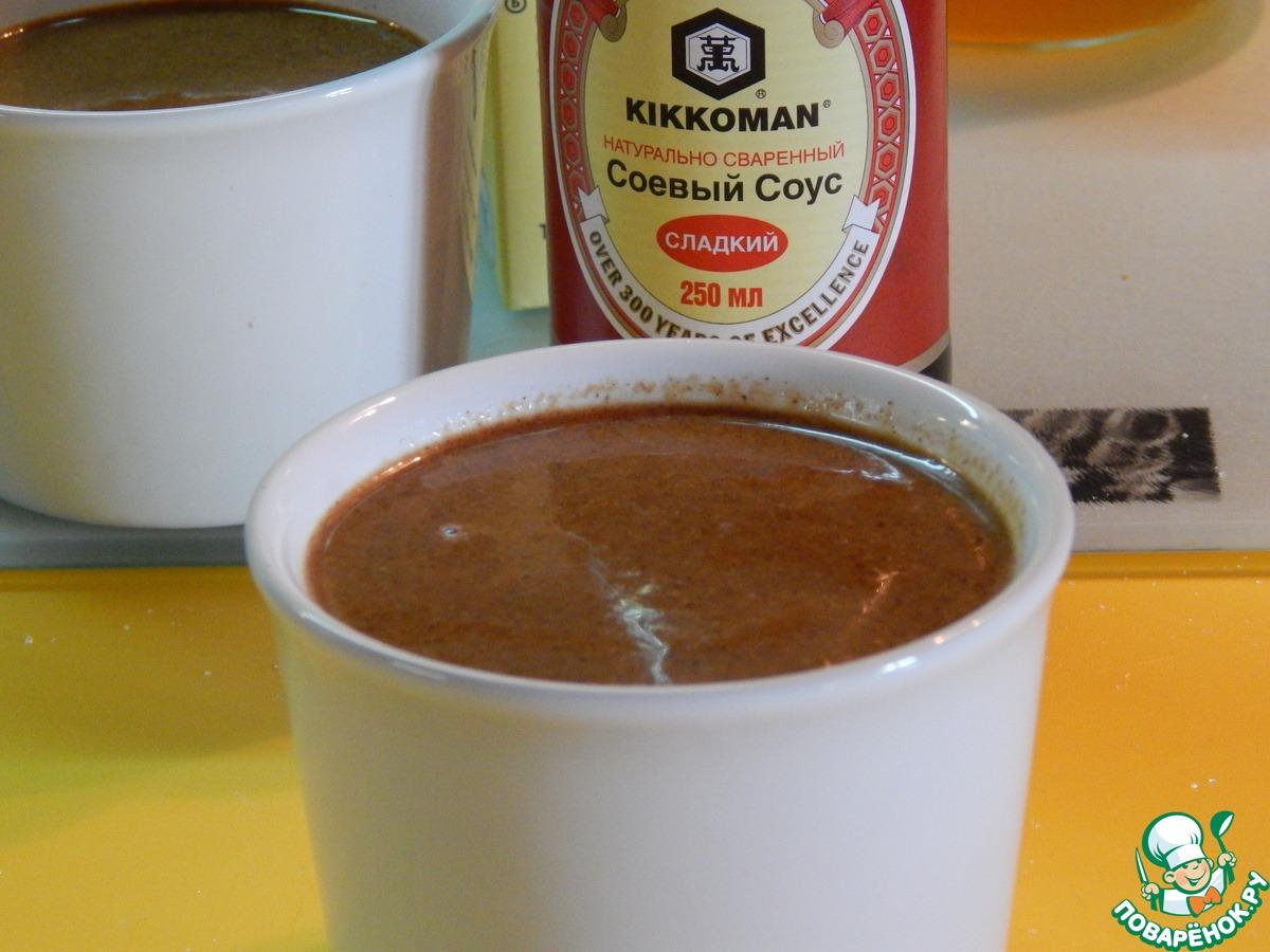 Бланманже кофейное