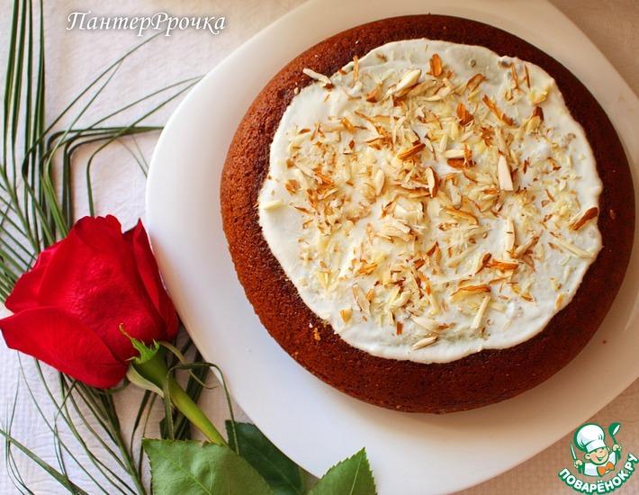 Рецепт: Медовая коврижка-торт