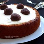 Творожный торт Черный трюфель