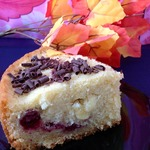 Миндально-вишневый пирог  Ностальгия