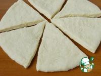 Сырные булочки на рисовых хлопьях ингредиенты