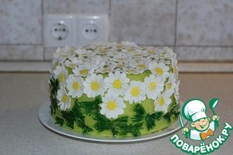 Рецепт: Маковый торт