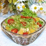 Салат Гармония вкуса и цвета