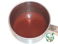 Карамельная цветная капуста с шоколадным желе ингредиенты
