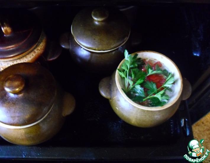 Жаркое с уткой – кулинарный рецепт