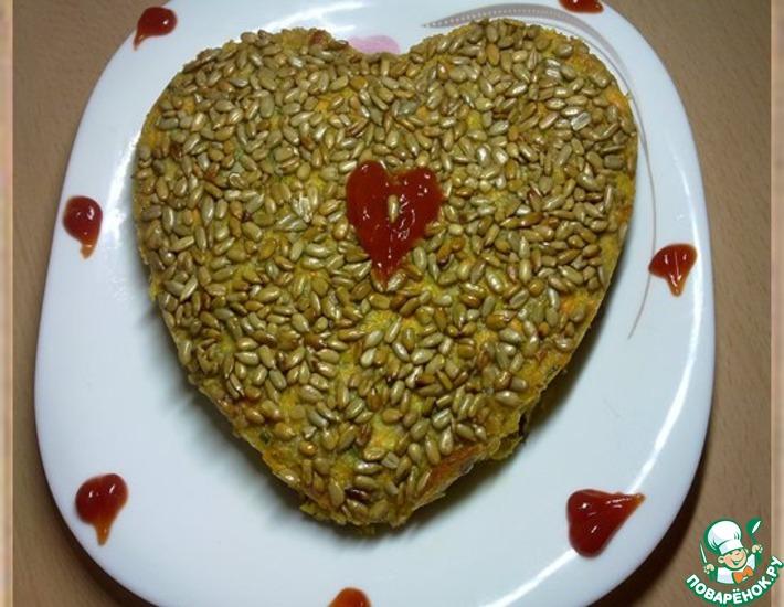 Рецепт: Завтрак с любовью