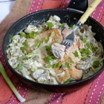 """Сырный соус """"Морне"""" – кулинарный рецепт"""