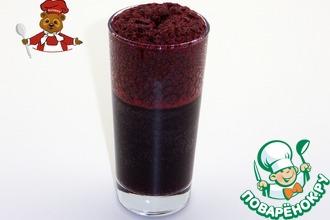 Рецепт: Натуральная ягодная шипучка