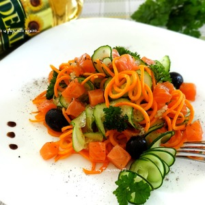 Фото: Салат из моркови