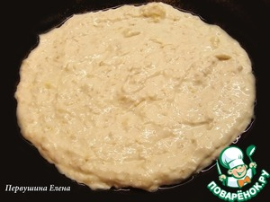 Рецепт Творожная запеканка с инжиром. Калорийность, химический состав и пищевая ценность.