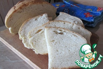 Рецепт: Хлеб домашний