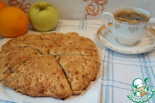 Галета к завтраку – кулинарный рецепт