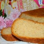 Медово-овсяный хлеб