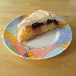 Пирог на фруктовом йогурте – кулинарный рецепт