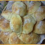 Печенье с рисовыми хлопьями