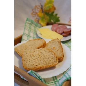 Горячий овсяный хлеб