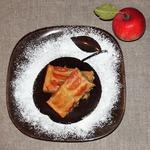 Яблочный пирог Осень