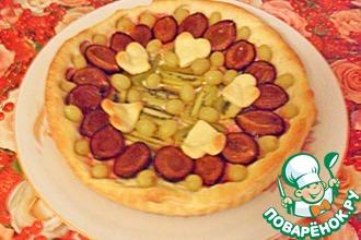 Рецепт: Пирог Щедрая осень