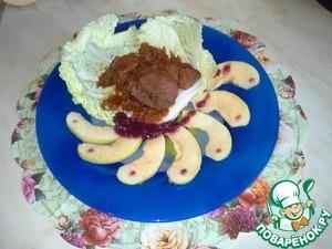Рецепт Нежное мясо утки в соевом соусе