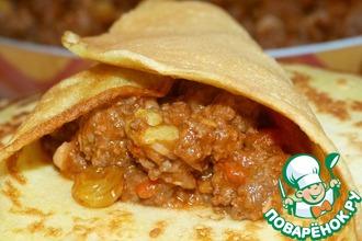 Рецепт: Пикадильо (фарш по-мексикански)