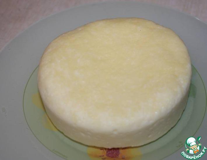 Рецепт: Сыр сулугуни