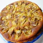 Пирог Румяные яблочки