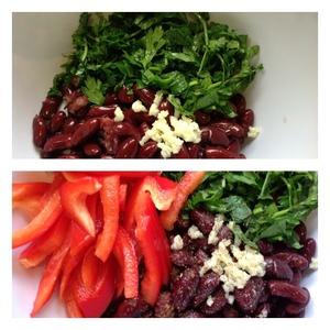 "Салат ""Тбилиси"" – кулинарный рецепт"