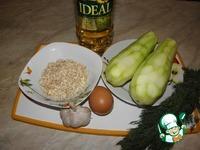 Кабачковые оладьи ингредиенты