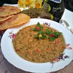 Индийский суп Дал Масала