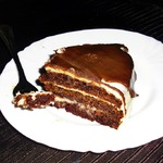 Торт на кипятке