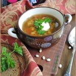 Суп фасолевый Азиатский