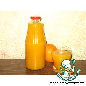 сок - домашняя консервация