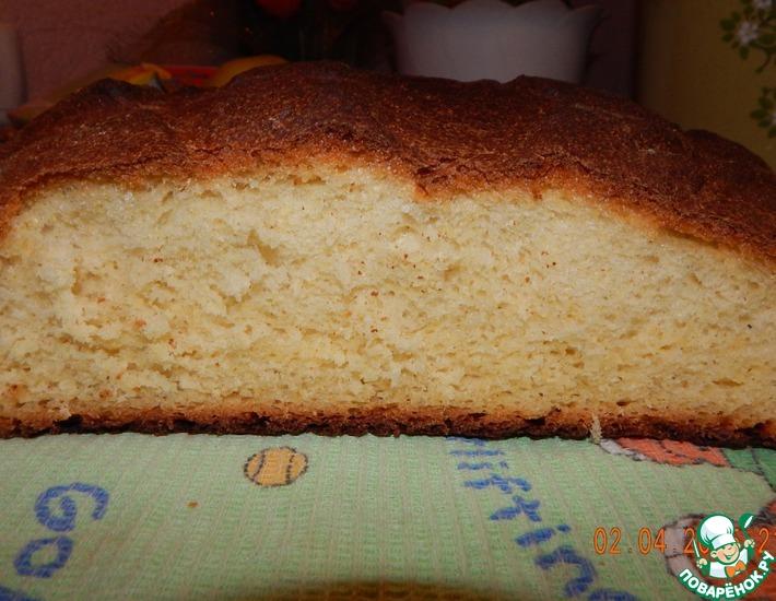 Рецепт: Хлеб солнечный