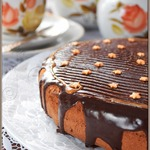 Шоколадный пирог Пища ангелов в мультиварке