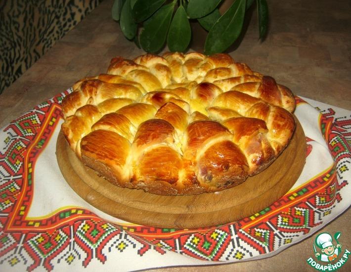 Тесто на подсолнечном масле для пирога с дрожжами — pic 6