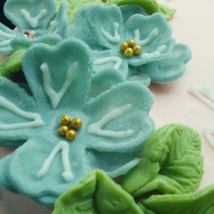 The flowers are very edible))