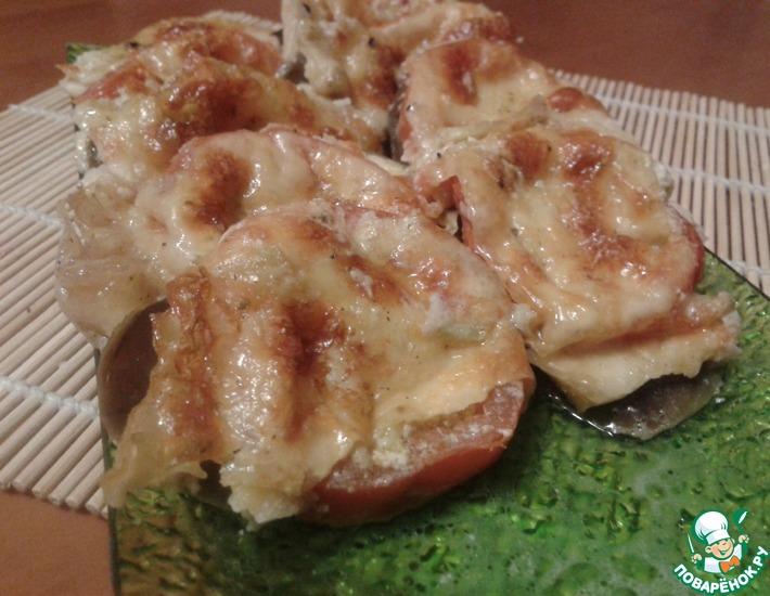 Рецепт: Баклажаны по-полински